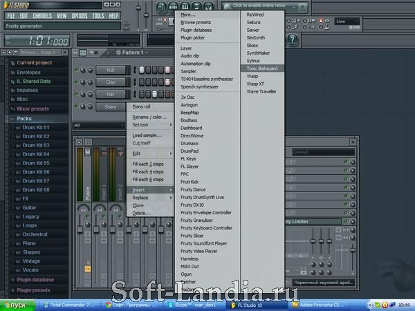 FL Studio 10 Producer Edition