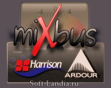 Harrison Mixbus 2.2 with Manual