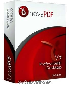 novaPDF Professional Desktop 7 + Portable