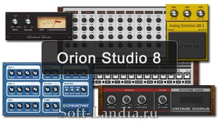 Synapse Audio - Orion 8
