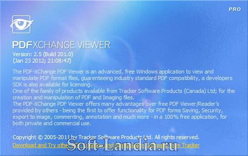 PDF-XChange Viewer Pro 2 Final / RePack / Portable