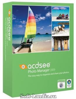ACDSee Photo Manager 2009 [RU]