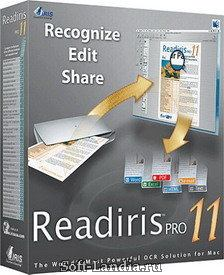 Readiris Pro 11 Build 5062 Multilang