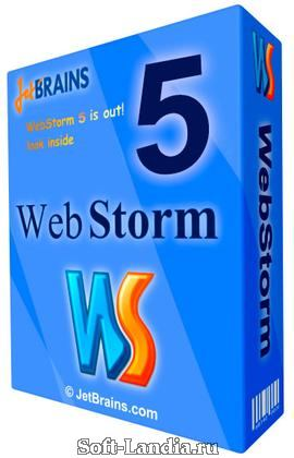 JetBrains WebStorm 5.0.1