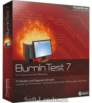 BurnInTest Professional 7