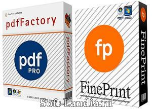 FinePrint & pdfFactory