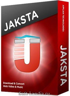 Jaksta Streaming Media Recorder and Converter