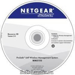 NETGEAR ProSafe 5-AP Wireless Management Software