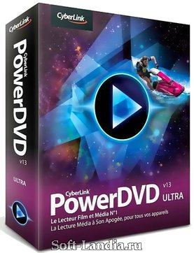 CyberLink PowerDVD 13