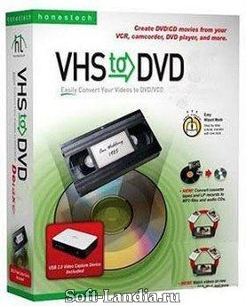 VHS to DVD Deluxe