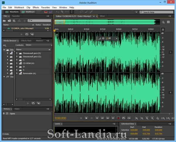 Adobe Audition CC 6 (64-bit)