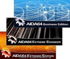 FinalWire AIDA64 (Beta Portable) / Extreme / Extreme Engineer / Business