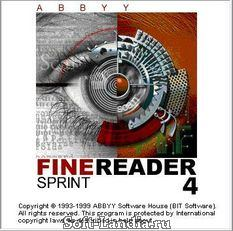 FineReader 4 Sprint