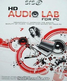 HD Audio Lab Gold