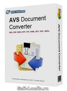 AVS Document Converter v2.2
