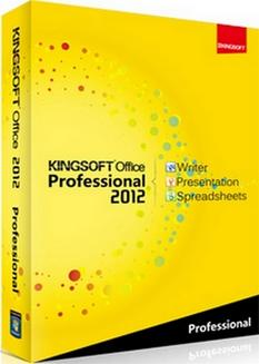 Kingsoft Office 2012 Professional 8 (portable)