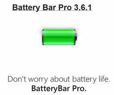 Battery Bar Pro 3.6.1