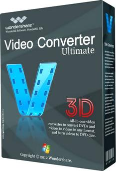 Wondershare Video Converter Ultimate v6