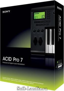 Sony ACID Pro 7.0e Build 713