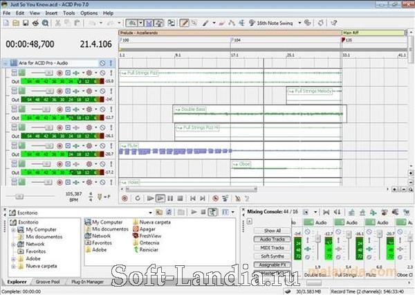 We recommend you our new keygen for Acid Pro 7.0e. You can download.