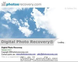 Digital Photo Recovery + Camera Pack