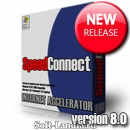 SpeedConnect Internet Accelerator 8