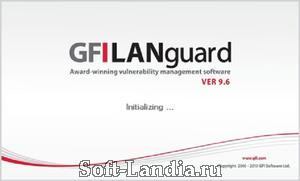 GFI LANguard Network Security Scanner 9