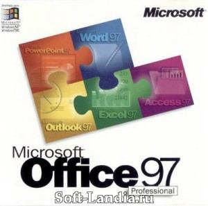 Portable MS Office 97 (c поддержкой Office 2007,Windows Vista и 7)