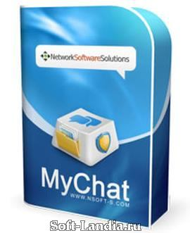 My chat 3.9 (server+client) русская версия