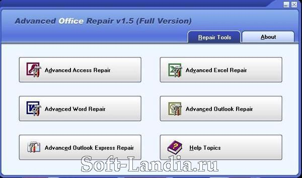 Advanced Office Repair