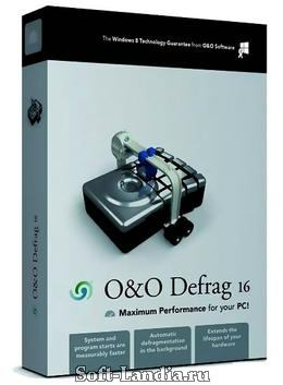 O&O Defrag Pro v16.0 Build 183 Final / RePack / Portable