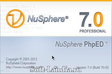 NuSphere PhpED Professional 7 + Debugger SSL