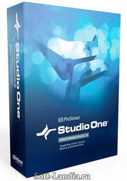 PreSonus Studio One Pro v2.0.7 win & mac x32 x64