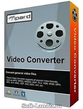 Tipard Video Converter Platinum v6.2.6.10336 Final