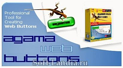 Agama Web Buttons 2.70 Portable