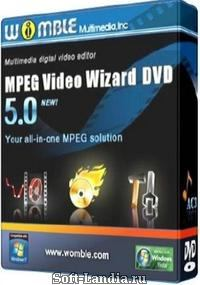 Womble MPEG Video Wizard DVD + Portable (rus)