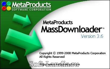 Mass Downloader