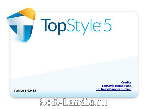TopStyle 5
