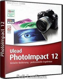 Ulead PhotoImpact 12 Portable