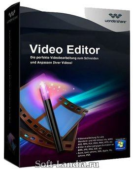 Wondershare Video Editor + Portable