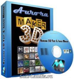 Скачать программу для создания 3d ...: soft-landia.ru/aurora_3d_text_logo_maker.html