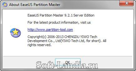 EASEUS Partition Master 9 Server Edition