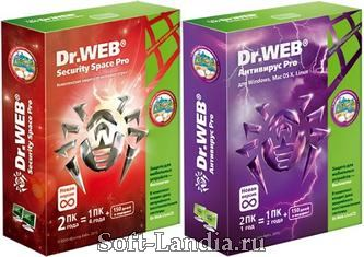 Dr.Web Security Space / Dr.Web Anti-Virus