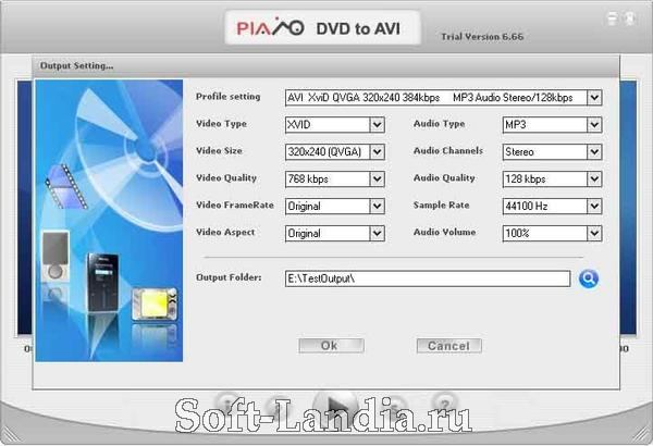 Plato DVD to AVI