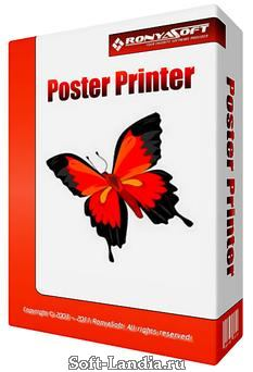 RonyaSoft Poster Printer