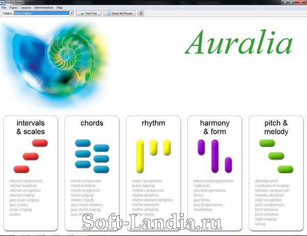 Sibelius Auralia 4. Скачать бесплатно программу: Sibelius Auralia 4.