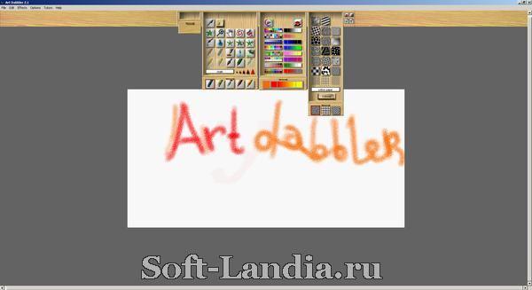 corel art dabbler 2.1