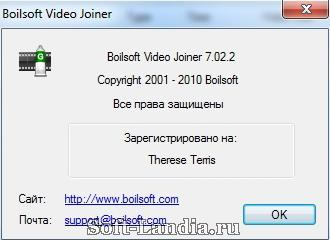 Portable Boilsoft Utilities (Video Splitter, Video Joiner, Video Converter, Video Repair)