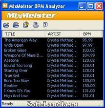 BPM Analyzer