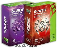Антивирус Dr.Web 8.2 / Dr.Web Security Space 8.2